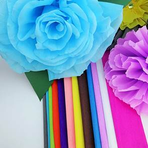 view CREPE PAPER products