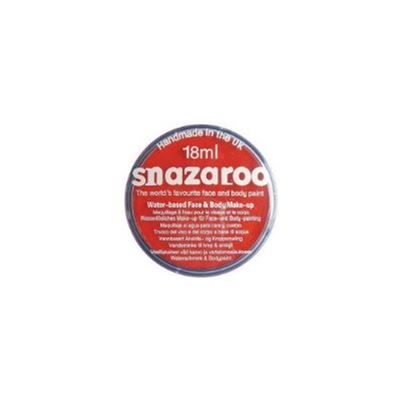 SNAZAROO FACE PAINT RED