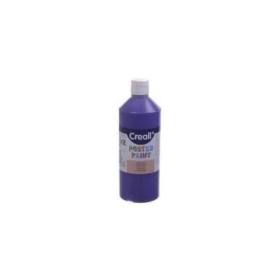 CREALL POSTER PAINT PURPLE 1L