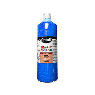 CREALL POSTER PAINT BLUE 1L