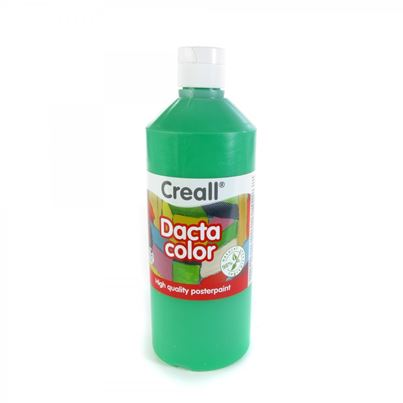 CREALL POSTER PAINT GREEN 1L