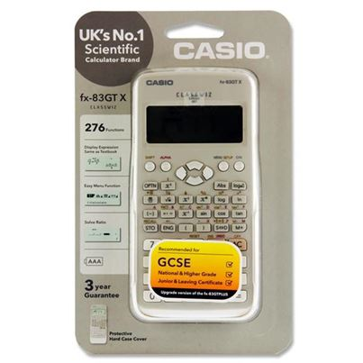 SCIENTIFIC CALCULATOR FX83 GY