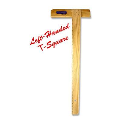 A2 WOODEN T SQUARE LEFTHANDED