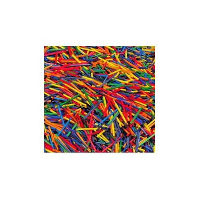 COLOURED MATCH STICKS PK2000