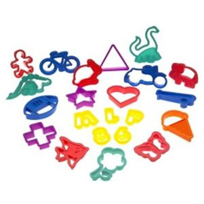 DOUGH CUTTER SHAPES PK11