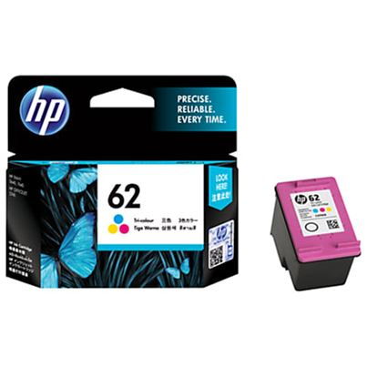 HP 62 Ink Cartridge COLOUR