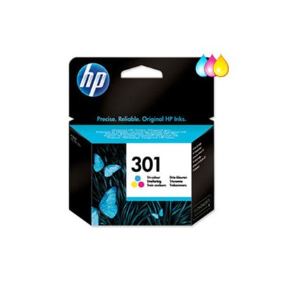 Misc HP No301 Inkjet Cart  COL