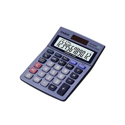 CASIO CALCULATOR MS120
