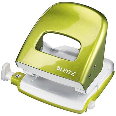 LEITZ PUNCH METALLIC GREEN