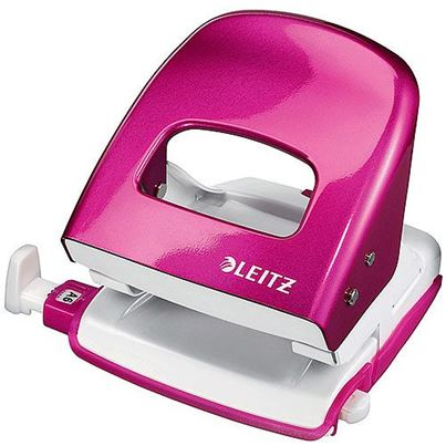 LEITZ PUNCH METALLIC PINK