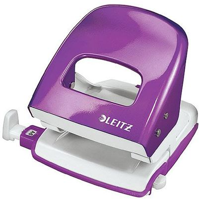 LEITZ PUNCH METALLIC PURPLE
