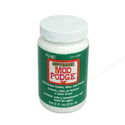 MOD PODGE OUTDOOR 237ML