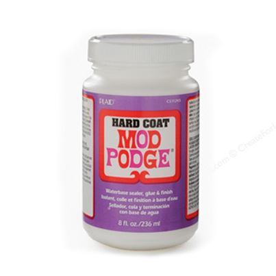 MOD PODGE HARD COAT 237ML