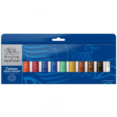 COTMAN 12 TUBE SET